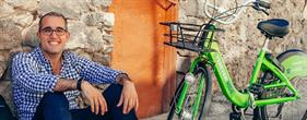 Alex Baghdjian: Changing Yerevan One Bike Ride At A Time