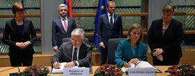 What's in the Armenia-EU Enhanced Partnership Agreement?