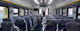Armenia testing new and modern electric train