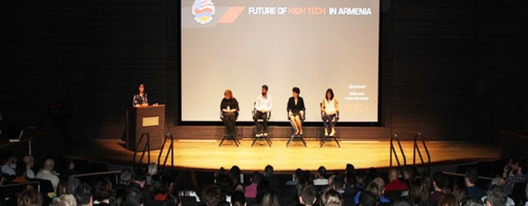 ANCA's 'The Future of High Tech in Armenia' Panel at Netflix Headquarters