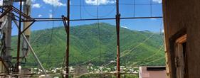 Reflections From a Vanadzor Rooftop