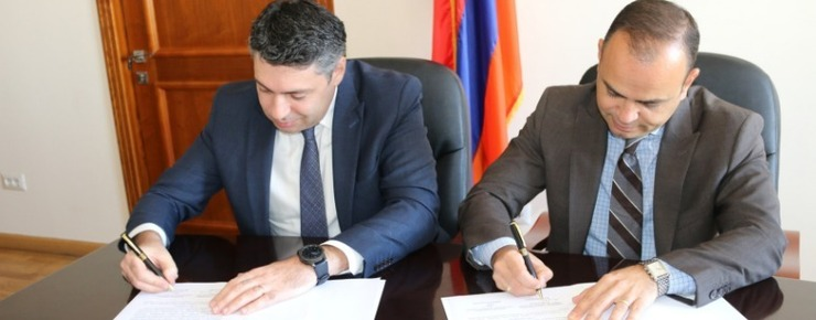 MOU Signed With The Office of the High Commissioner of Diaspora Affairs