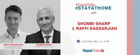 RepatTalks: Stay at Home with Shombi and Raffi