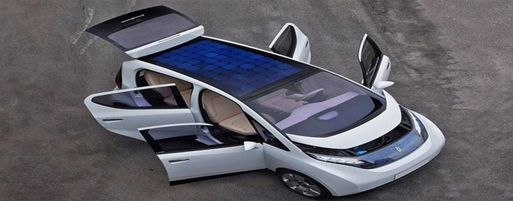 First Solar-powered Car to be Launched in Armenia